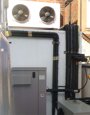 United Refrigeration - Refrigeration Works - Southampton