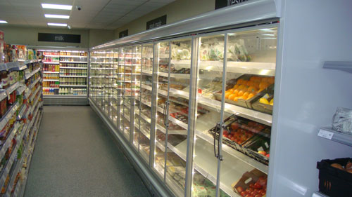 Co op - Installation works - United Refrigeration